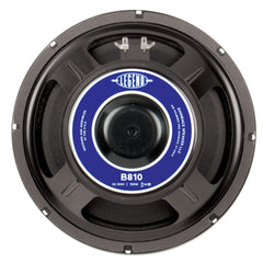 "Eminence LEGEND B810 10"" Bass Guitar Speaker 150 Watts 32 Ohm"