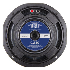 "Eminence LEGEND CA10-8 10"" Bass Guitar Speaker 200 Watt 8 Ohm"
