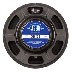 "Eminence LEGEND GB128 12"" Guitar Speaker 50 Watts 8 Ohm"