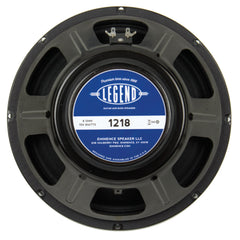 "Eminence Legend Series 1218 12"" 150 Watt 8 ohms"