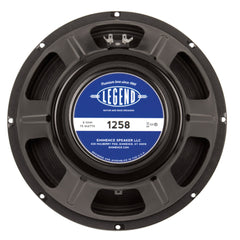 "Eminence Legend Series 1258 12"" 75 Watt 8ohms - The Speaker Factory"