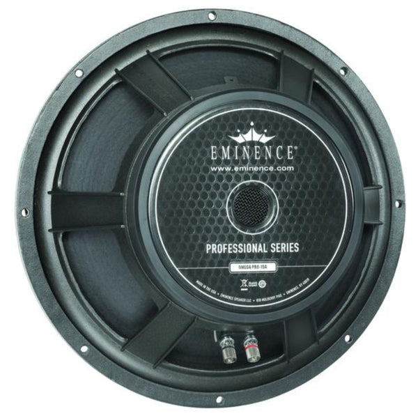 "Eminence OMEGA PRO-15A 15"" 800 Watts - The Speaker Factory"