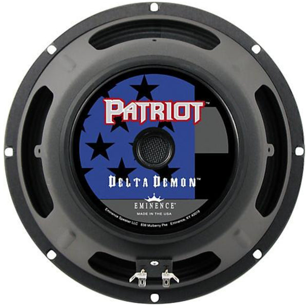 "Eminence Patriot Delta Demon 10"" 100W Guitar Speaker - The Speaker Factory"