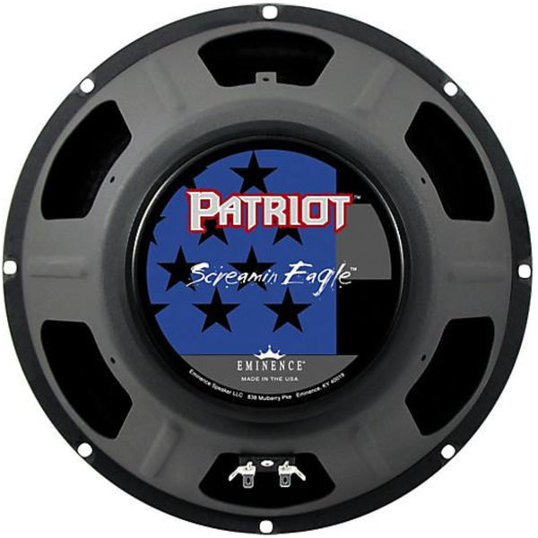 "Eminence Patriot Screamin' Eagle 12"" 50W - The Speaker Factory"
