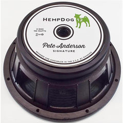 "Eminence Pete Anderson Signature Series Hempdog 12  - 12"" 150 Watt - The Speaker Factory"