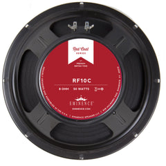 "Eminence RF10C 10"" Guitar Speaker 50 Watts 8 Ohm Ferrite"