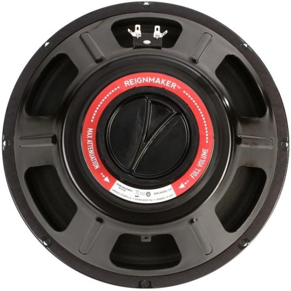"Eminence Reignmaker 12"" 75 Watt 8 Ohms - The Speaker Factory"