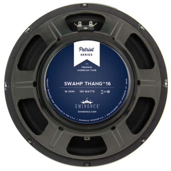 "Eminence Swamp Thang 12"" 150 Watt 16 ohms - The Speaker Factory"