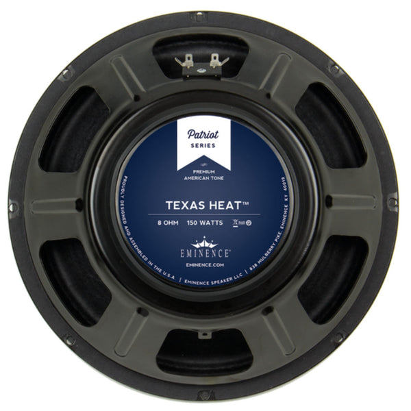 "Eminence Texas Heat 12"" 150 Watt 8 ohms - The Speaker Factory"