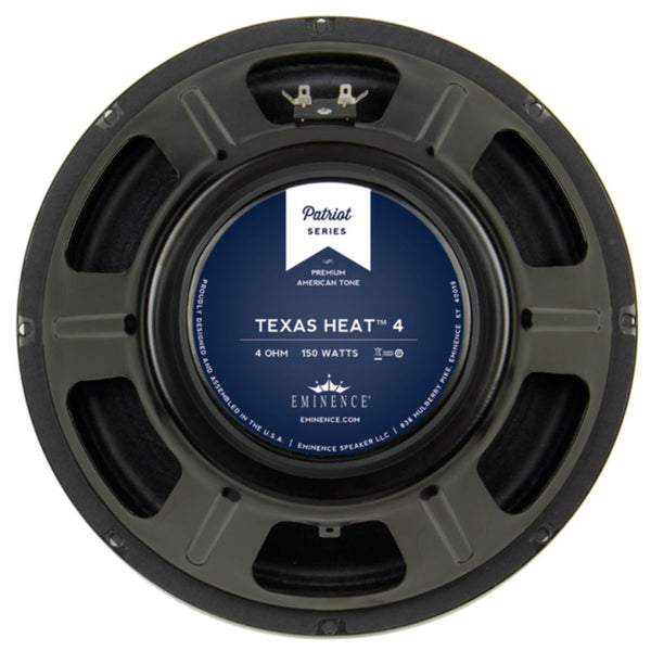 "Eminence Texas Heat 4 12"" 150 Watt 4 ohms - The Speaker Factory"