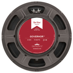 "Eminence The Governor 12"" 75 Watt 8 ohms"