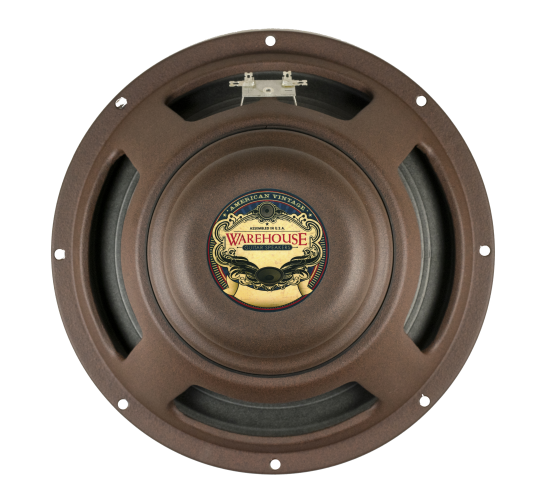 "WGS G12A ALNICO 12"" 75 Watts American Vintage Guitar Speaker - The Speaker Factory"