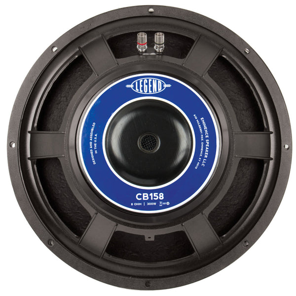"Eminence LEGEND CB158 15"" Speaker 300 Watts 8 Ohm - The Speaker Factory"