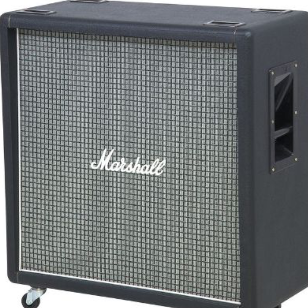 Marshall Large Check Grill Cloth - The Speaker Factory