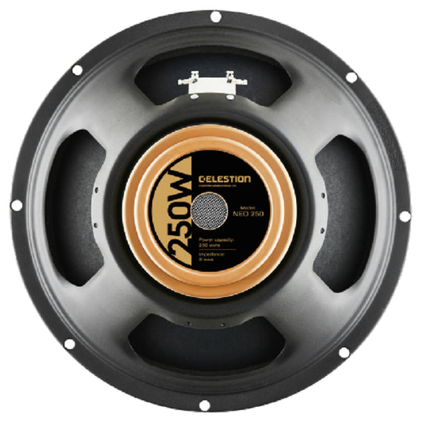 "Celestion Neo 250 Copperback 12"" 250 Watt 8ohm - The Speaker Factory"