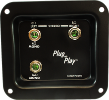 Plug and Play Jack Plate - The Speaker Factory