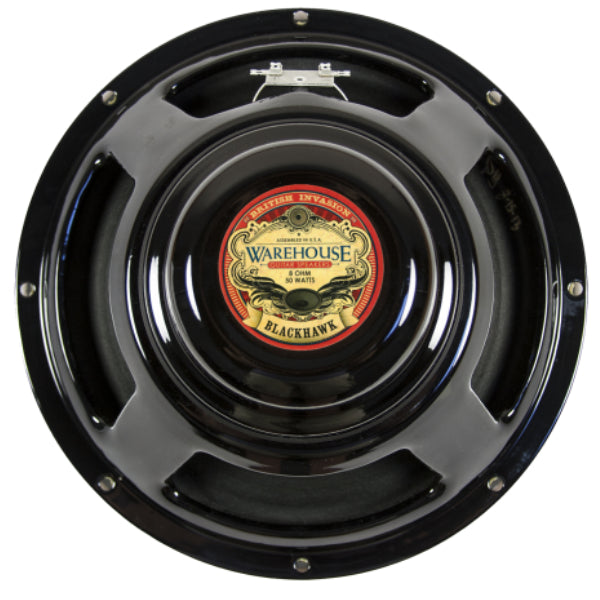 "WGS Blackhawk ALNICO 12""  50 Watt British Invasion Guitar Speaker - The Speaker Factory"
