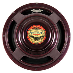 "WGS Blackhawk HP ALNICO 12"" 100 Watt British Invasion Guitar Speakers - The Speaker Factory"