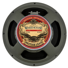 "WGS British Lead 12"" 80 Watt British Invasion Guitar Speakers - The Speaker Factory"