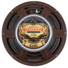 "WGS G10C 10"" 75 Watt American Vintage Guitar Speakers - The Speaker Factory"