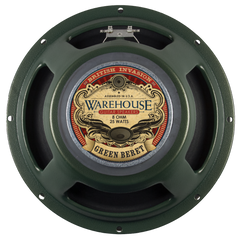 "WGS Green Beret 12"" 25 Watt British Invasion Guitar Speakers"