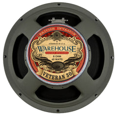 "WGS Veteran 30 12"" 60 Watt British Invasion Guitar Speaker"