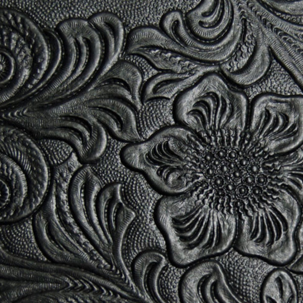 Black Western Tolex - The Speaker Factory