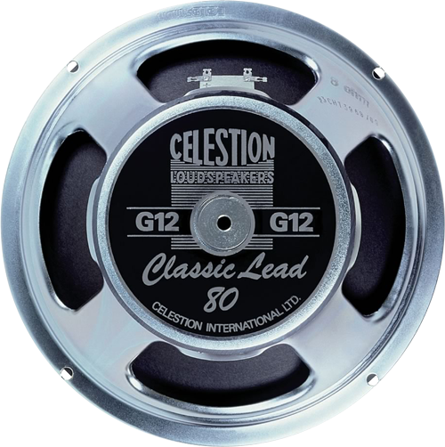 "Classic Lead 12"" 80 Watt - The Speaker Factory"