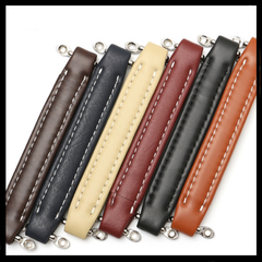 Leather Handles in 6 colours