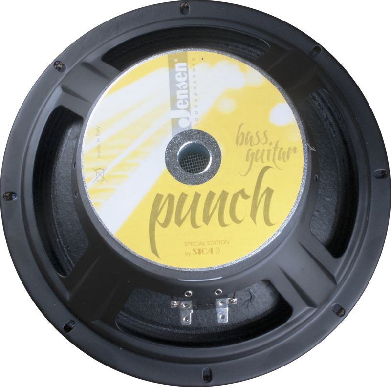 "Jensen Punch Bass, 10"", BP10/150, 150W, 8Ω - The Speaker Factory"