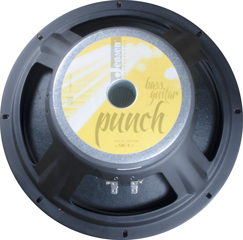 "Jensen Punch Bass, 15"", BP15/250, 250W, 8Ω - The Speaker Factory"