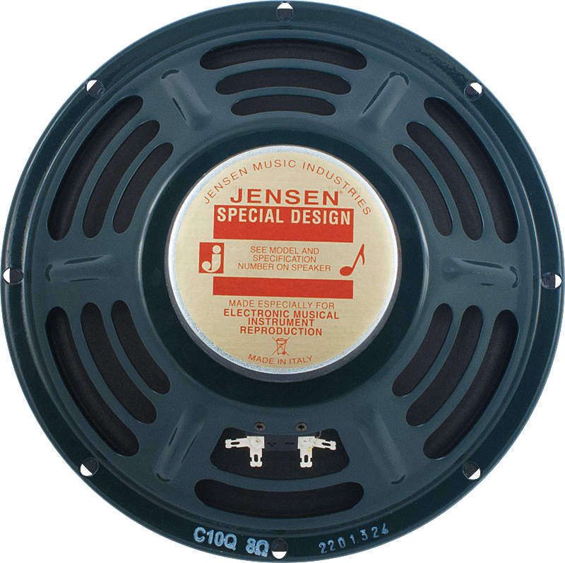 "Jensen® Vintage Ceramic C10Q -10"" 35W - The Speaker Factory"