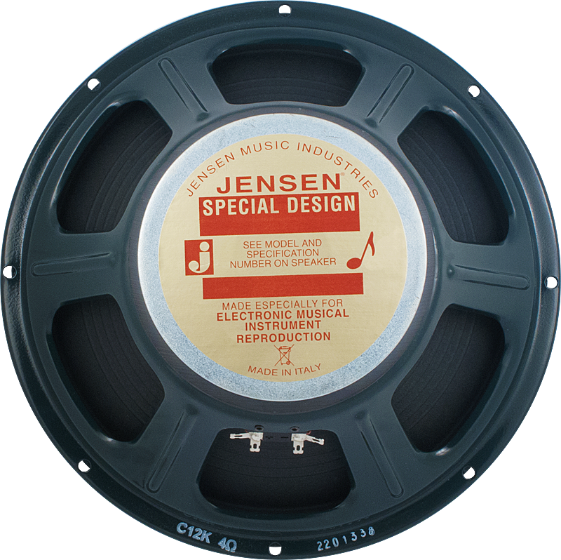 "Jensen® Vintage Ceramic C12K - 12"" 100W - The Speaker Factory"