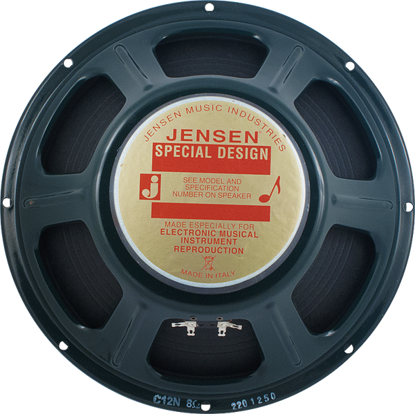"Jensen® Vintage Ceramic C12N - 12""  50W - The Speaker Factory"