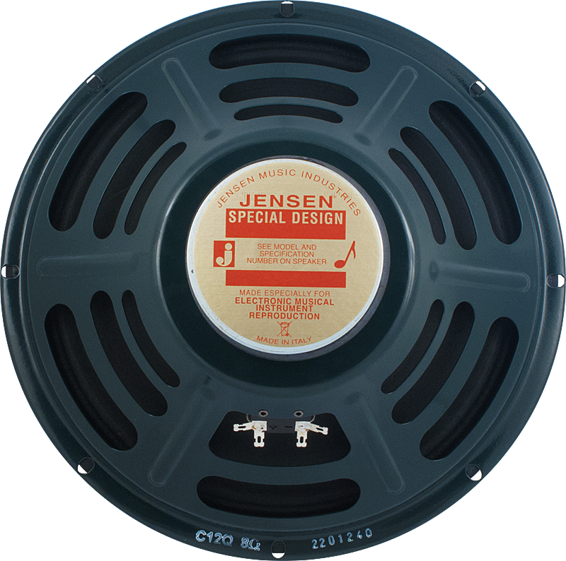 "Jensen® Vintage Ceramic C12Q - 12"" 35W - The Speaker Factory"