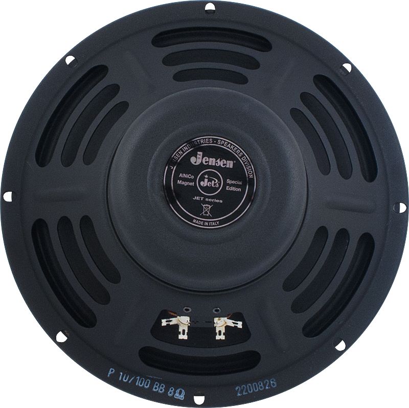 "Jensen® Jets Blackbird - 10"" 100 watts - The Speaker Factory"
