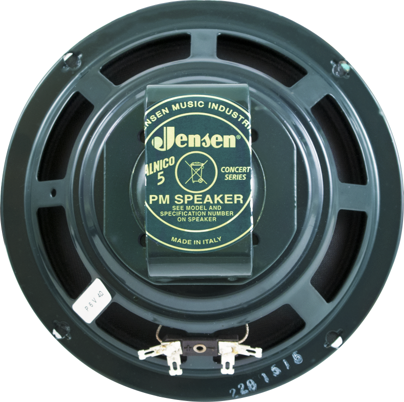 "Jensen® Vintage Alnico  P6V -  6"" 20W - The Speaker Factory"
