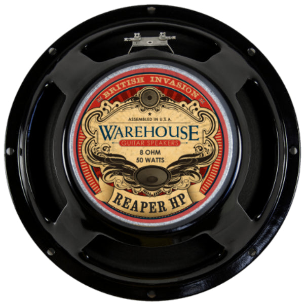 "WGS Reaper HP 12"" 50 Watt British Invasion Guitar Speaker - The Speaker Factory"