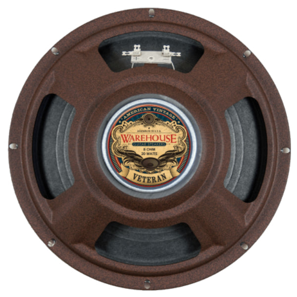 "WGS Veteran 10  10"" 20 watt American Vintage Guitar Speaker - The Speaker Factory"