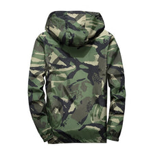 Load image into Gallery viewer, Camouflage Casual Jacket