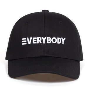 Everybody Logic Baseball Hat