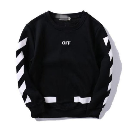 OFF Crewneck Sweater