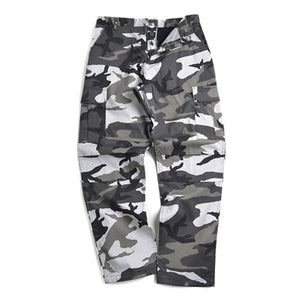 Lightweight Camouflage Military Pants