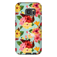 Load image into Gallery viewer, Tropical Chicken Vibes Phone Case