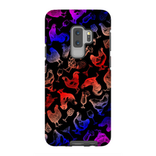 Load image into Gallery viewer, Chickens and Drinks Phone Case, multicolored