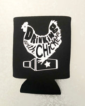 Load image into Gallery viewer, DwC Logo Koozie