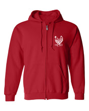 Load image into Gallery viewer, DWC Logo Zip Hoodie