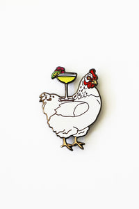 Delaware + Daiquiri Pin (still available from The Paper Mama, click here!)