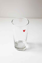 Load image into Gallery viewer, Red Chicken Highball Glass