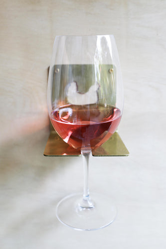 Chicken Coop Wine Glass Holder